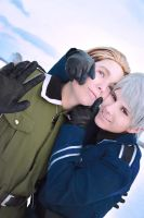 West! Smiiileee! [APH Germany and Prussia] by Milukyo