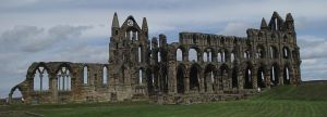 Whitby Abbey III by Gatesigirl