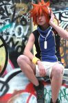 Neku- The World Ends With You by twinfools