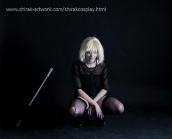 Pris' smile by Shirak-cosplay