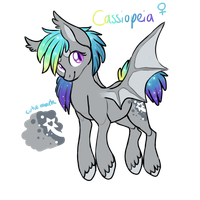 [reference] cassiopeia by samiesaurus