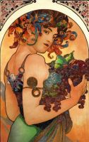 Mucha Fruit Remix by myloko