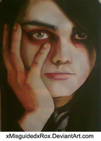 Gerard Arthur Way by xMisguidedxRox