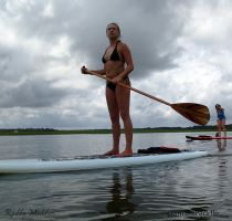 Stand and Paddle SUP 3871 by PaddleGallery