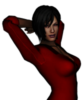 Ada Wong | Render by ElyStrife