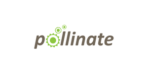 Pollinate Logo Concept by AbhaySingh1