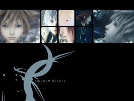 Kingdom Hearts 2 by indielime