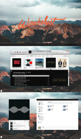 30.12.13 | Windows 7 | Wonderlust Desktop by Nachosaurio