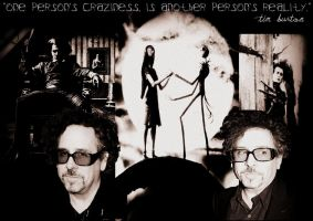 Tim Burton by tori214