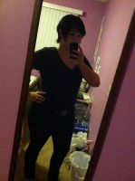 Izaya Orihara Costest by CourtneyMonroe