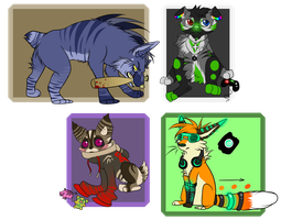 PayPal/Point Adopts -closed- by SilenceMoonskin