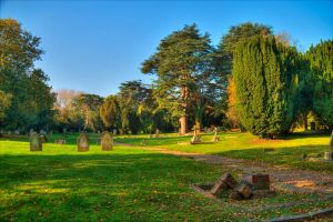 Northwood Cemetery 2 by Tangent101