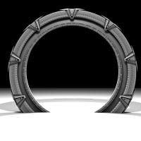 Stargate Model WIP 2 by Stefan1502