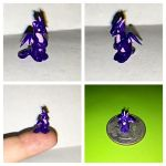 Purple micro commission by LittleCLUUs