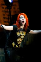 Hayley Williams of Paramore 4 by RyanRadical