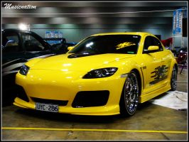 Mazda RX-8 by musicnation