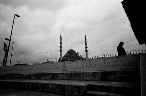 Istanbul Moments - 01 by aylakgunler