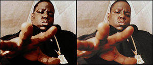 Biggie Smalls by Gillesdus