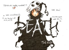 Death the Kid by Vina444