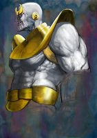 THANOS by Greeflo