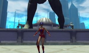 City of Heroes Carnival by CaptFox