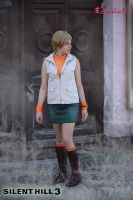 Heather Mason - Silent Hill 3 by Rejiclad