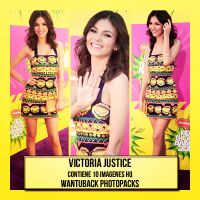 Photopack 539: Victoria Justice by PerfectPhotopacksHQ