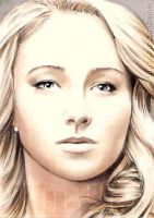 Hayden Panettiere mini-portrait by whu-wei
