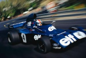 Francois Cevert (Spain 1973) by F1-history