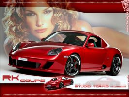 Porsche Cayman tuning by TuningmagNet