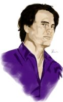 Bruce Banner by ProudToSketch