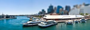 darling harbour by cheechwizard