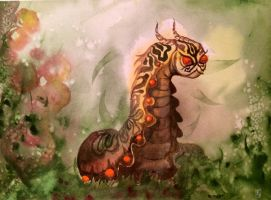 Guardian by SylvanCreatures