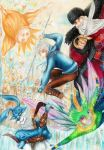 Rise of the Guardians by Salamandra-San