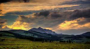 The Lonely Mountain by JeffreyDobbs