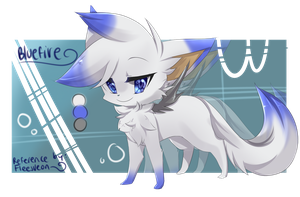 Reference Commission bluefire420 by Hideaki-FV2