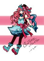 :CE: Charlotte by LabJusticaholic