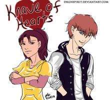 AT: Knave of Hearts Fanart by aisazia