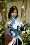 Avatar: The Legend of Korra season 4 cosplay by Koria-paws