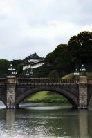 Views of the Imperial Castle 1 by Razamanaz