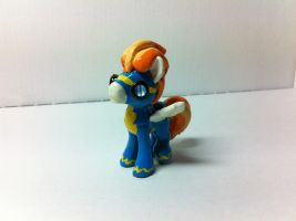 My Little Pony Custom Blindbag: Firestreak by CJEgglishaw