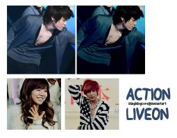 Action LiveOn by blingblingcore