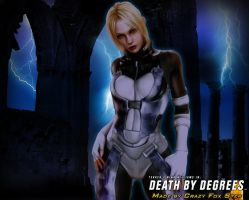 Nina Williams by Silidiunim