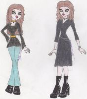 Request Lanetta and Latoya by dkcipactli