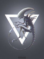 Xenomorph by Rodendron
