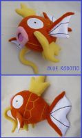 Magikarp by BlueRobotto