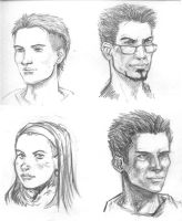 Faces by Sokil-Su