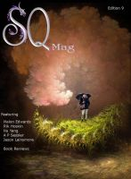 Cover for SQ MAGAZINE #9 by taisteng