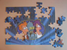 Puzzle by kaspired