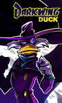 Darkwing! by Utochka-kun